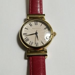 Anne Klein Ladies Watch AK-2246 Gold Tone